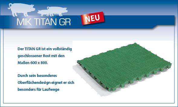 TITAN GR